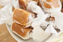 Caramel / Du caramel !!! Au beurre salé, nature, en dessert ou même en plat, le caramel, on s'en régale à tout moment de la journée !