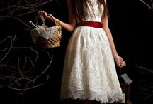 Than a FairyTale / Dresses that are like in a fairy tale.......
