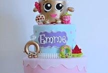 Mira bday cakes