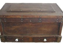 Wood Boxes and Chests