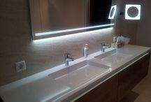 Sanidrõme van Lieshout: Voorbeeld 5 gerealiseerde badkamer / Sanidrome van Lieshout uit Veghel toont graag de door hen gerealiseerde badkamers.