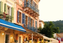 Agnantia-Fiskardo the jewel of Ionian Islands / the port of romance, graphic scenery and magic...