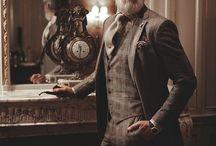 Cravatta A Maglia
