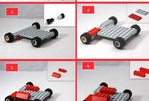 Lego tete