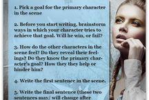 Author & Writing