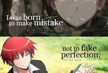 Anime and Quotes