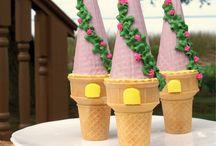 Ice cream / by Deborah Walker