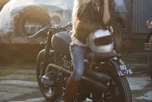 Motorcycle session