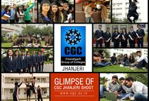 Students life at #CGC / A look into the life of the Proud CGC'ians