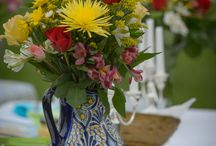 Elegant Tailgating - Winterthur Point-to-Point 2014 / Elegant tailgating ideas from Winterthur Point-to-Point steeplechase horse race 2014.