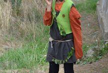 Disfraz duende del bosque