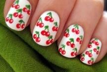 cherries / by Nancy Goldstein