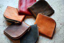 Bag/Wallet/Accessories/ / by Laurent Pozo