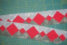 Quilts - Seminole Patchwork