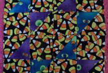 © Sallie's Splendid Sampler Bonus Blocks / Bonus Blocks for the 100 block sampler quilt. My corner of the world made by me!