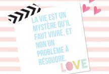 Belle citation❤️ / Retenir ces citations inspirantes❤️