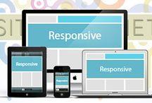 Site Internet / Création de sites professionnels statiques ou dynamiques, adaptatifs (responsive) pour appareils mobiles.