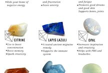 Wellness & Inspirational Accessories / My favourite crystals, malas, affirmation cards and fun inspirational accessories to add to your daily wellness practice