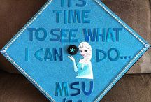 Grad Cap Ideas / Cap off your education with a great design. / by CSUMB