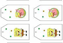 Spongebob bday / by Kerri LeSieur