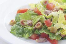 Ψιλοκομμένες σαλάτες
