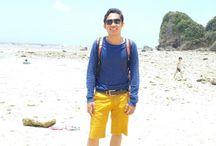Nangaramoan Beach,Philippine