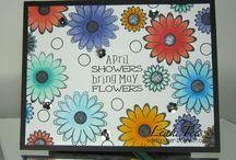 Joy Clair - April Showers