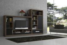 DOSKU / Dosku es un renovado diseño de modulares especializados en el hogar más actual que busca un perfecto equilibrio entre la estética y la funcionalidad, con resueltas composiciones de valor ajustado y gran calidad en sus materiales y acabados