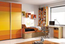 Chambre pour enfant et ados / Des chambres complètes réalisées en bois pour vos enfants et vos ados