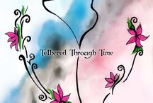 Tethered Through Time / Books