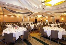 Hilton Bloomington / Event Decor at Hilton Bloomington! We Love our Venues!