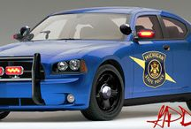 New Police Cars / Great pictures of brand new police cars
