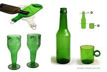 corte de garrafa