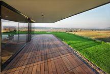 Pavimentos de madera. Exterior
