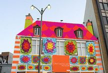 Maison rigolote, insolite, originale.. Strange and Unusual Homes / Originalité tellement gaie et belle....  / by leela