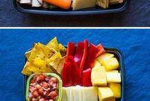 snacks & smoothies