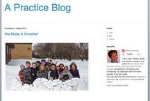Class Blogs & Sites