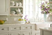 Ethereal Kitchens / Gorgeous decorating and remodeling ideas to create the perfect kitchen in your own home!