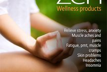 Wellness / Holistic and Wellness products and websites