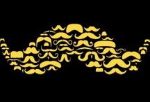 Moustache / #Movember #moustache / by DesignfromParis