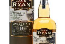 Jack Ryan Irish Whiskey / Jack Ryan Irish Whiskey