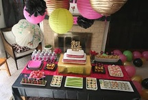Mulan  Birthday Party
