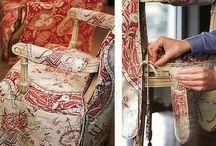 Slipcovers / Upholstery