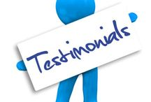 Client Testimonials / What Others Are Saying About Us.