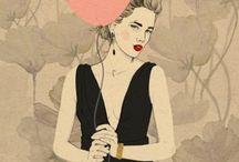 Magdalena Pankiewicz art ilustracje