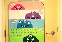 Monster Theme / by Amanda Hassell