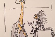 Ideas ----> Art / by ChickRocks