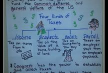 Taxes and Finance