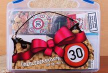 Geburtstag/ Geschenke