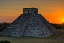 Mayan sites  / The Mayan ruins in the ancient city of Chichen Itza have been named one of the New Seven Wonders of the World.